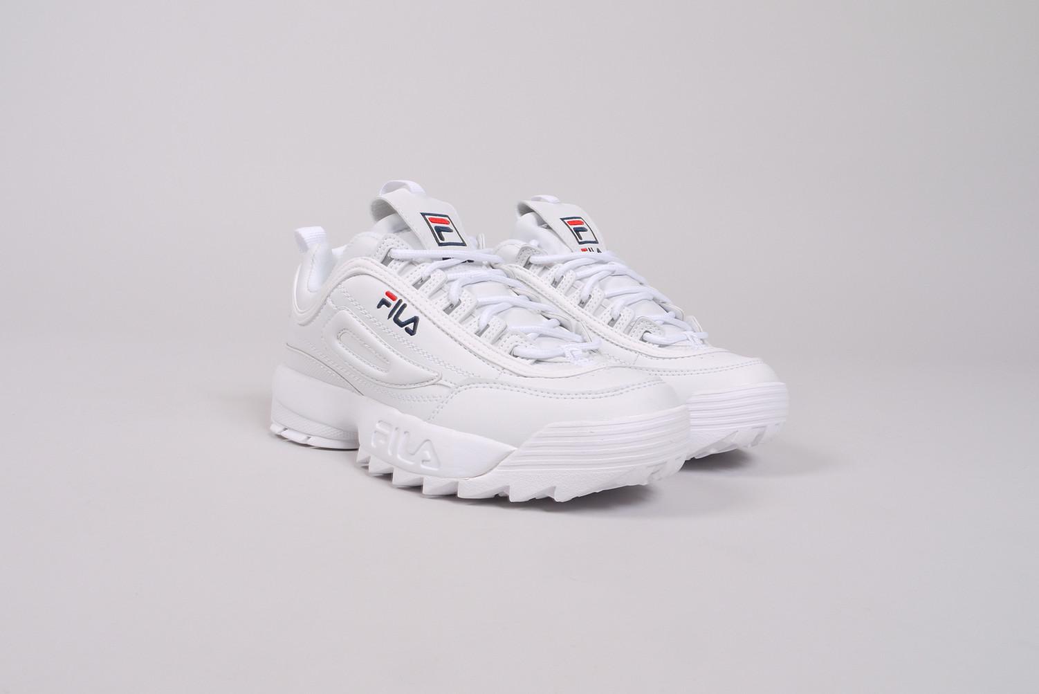 Fila Disruptor Womens Sneaker Shop