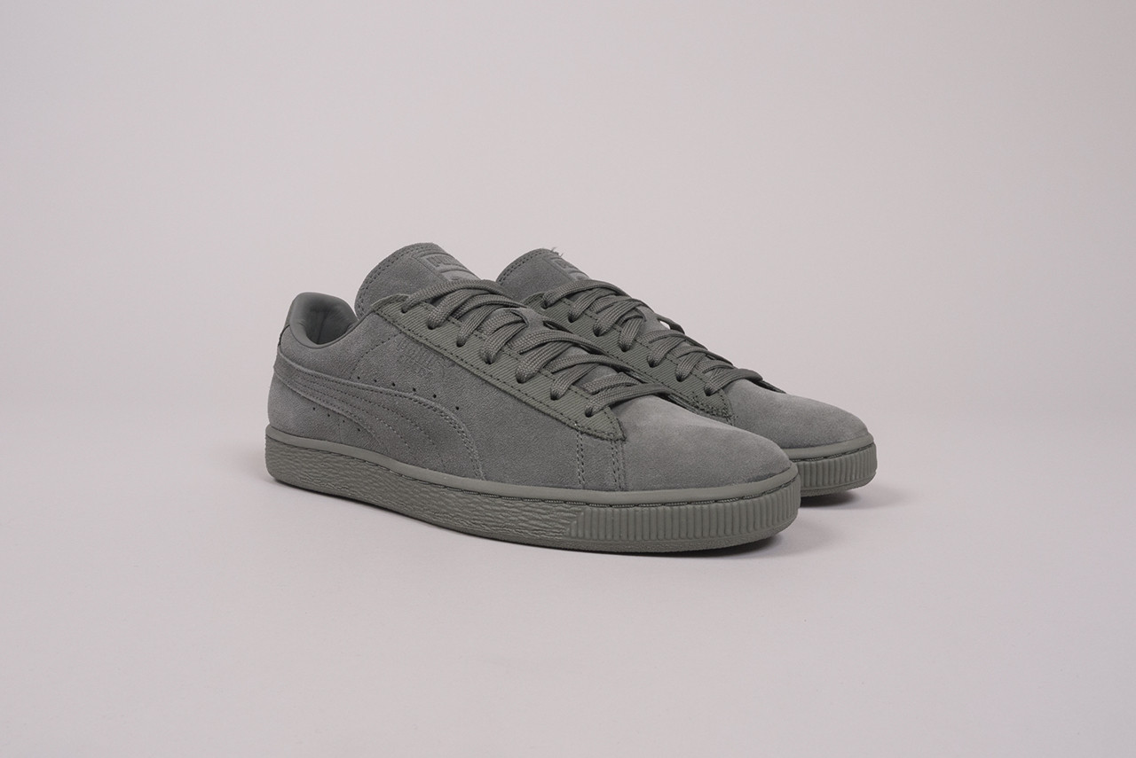 new product 6f830 f98b0 Puma Suede Classic Tonal agave green | Alleyoop